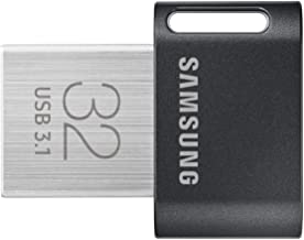 Samsung MUF-32AB 32GB 3.1 (3.1 Gen 1) USB Type-A Connector Black, Stainless Steel USB Flash Drive