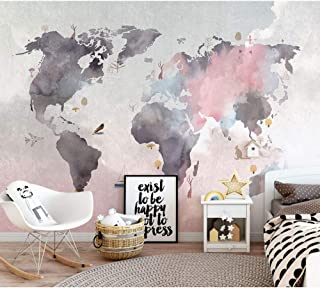 Vellón Papel Pintado Mapa Photo Wallpaper Mural Amf10247