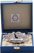 MSA JEWELS Pure 92.5 Sterling Silver Dish Bowl Set (10 cm, 38 g)