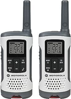 Motorola T260 Talkabout Radio, 2 Pack