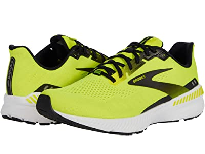 Brooks Launch GTS 8 (Nightlife/Black/White) Men