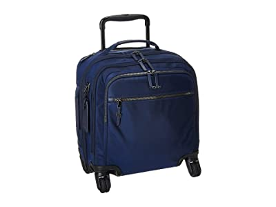 Tumi Voyageur Osona Compact Carry-On (Midnight) Carry on Luggage