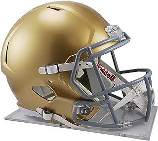 Sports Memorabilia Riddell Notre Dame Fighting Irish Revolution Speed Full-Size Replica Football Helmet - College Replica Helmets