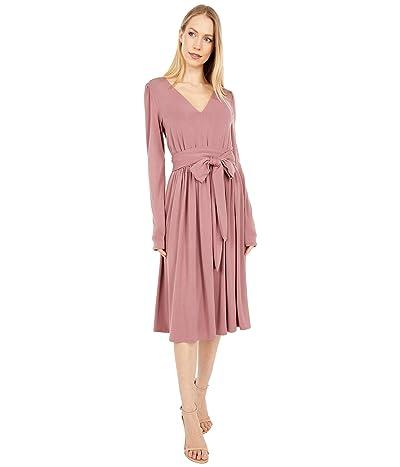 Rebecca Taylor V-Neck Modal Dress Women