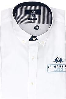 1cdfb44936 Amazon.it: La Martina - Camicie / T-shirt, polo e camicie: Abbigliamento