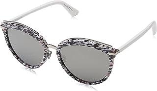 62d5a9119c Dior DIOROFFSET2 0T W6Q Gafas de Sol, Rosa (Pkwhtgrnred/Grey Silver Ar)