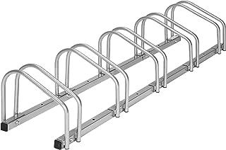 comprar comparacion TecTake Aparcamiento para Bicicletas Soporte Bicicleta para Suelo y Pared - Varios Modelos -