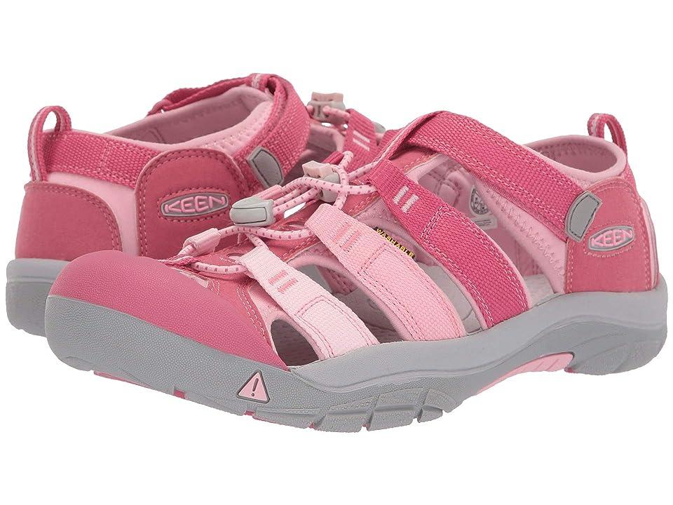 Keen Kids Newport H2 (Little Kid/Big Kid) (Rapture Rose/Powder Pink) Girls Shoes