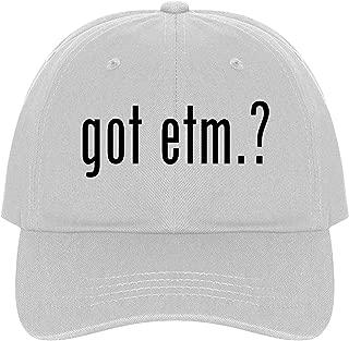 The Town Butler got ETM.? - A Nice Comfortable Adjustable Dad Hat Cap