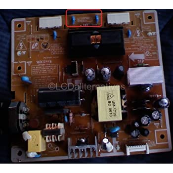 LCD Monitor Not the Entire Board Repair Kit Capacitors Only Samsung 214T
