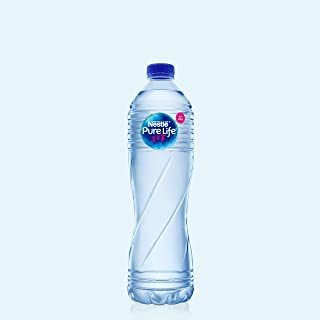 Nestle Pure life Water, 600 ml (Pack of 1)