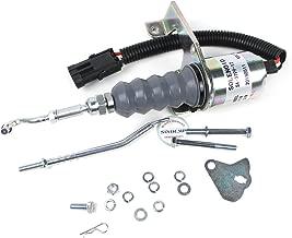 1751ES SA-3799-12 12V Shutdown Solenoid - SINOCMP CP-U0375 Shut Off Solenoid for Deutz Bosch RSV 1751ES, 3 Month Warranty