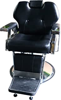 Wonlink All Purpose Hydraulic Recline Barber Chair Salon Beauty Spa Shampoo Hair Styling (black)