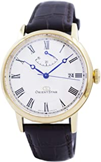Orient Star Power Reserve Automatic White Dial Men's Watch SEL09002W0