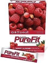 Purefit Nutrition Bars PureFit Nutrition Bar Berry Almond Crunch 15 bars Estimated Price : £ 33,38