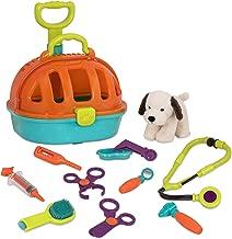 Battat - Pup & Go Vet Carrier - Rolling Pet Carrier with Plush Dog for Children Aged 3+ (12pcs)