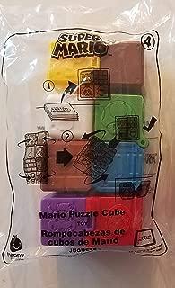 mcdonald's cube toy