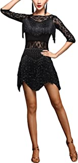 Best rhinestone fringe dress Reviews