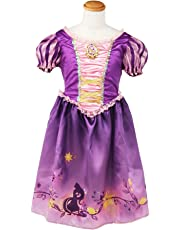【国内販売正規品】 ディズニー プリンセス おしゃれドレス ラプンツェル 100cm-110cm