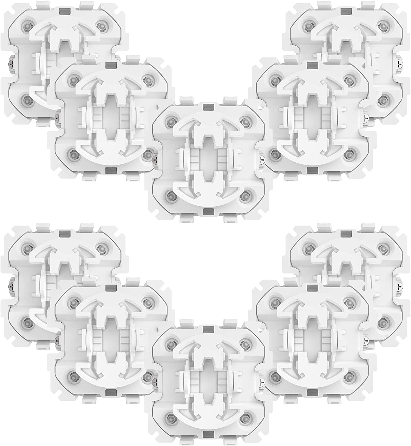 2021 Fibaro Set of 10 dimmer Walli Unit - switches New life