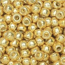 Toho Toho Round Seed Beads 8/0#PF557 'Galvanized Starlight' 8g Seed Bead,Bead