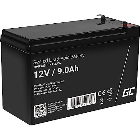 Agm Akku Blei Akku Ladegerät Blei Batterie Usv Gelakku Elektronik