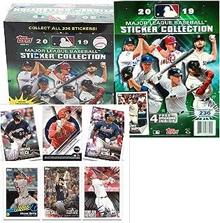 2019 Topps MLB Baseball Sticker Master Kit (1 50 pk box & 1 album)