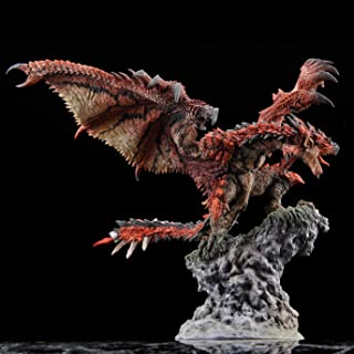 Capcom Monster Hunter World Rathalos Figure Builder Creator's Model Statue