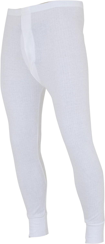 Floso Mens Thermal Underwear Long Johns/Pants (Standard Range)