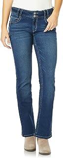 WallFlower Jeans Womens WallFlower Junior Denim Luscious Curvy Bootcut Jean