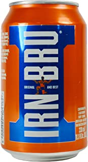 Barr's Irn-Bru, 11.1 oz (Pack of 4)