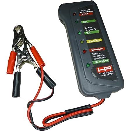 Noyokere 12 V Led Digital Batterie Alternator Tester Batterie Tester Batterie Füllstandsmesser Für Auto Motorrad Lkw Auto