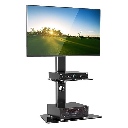 1home Meuble TV Avec Support Suspendu Piotant Pour Ecran Plasma LCD De 30 à  55 Pouce