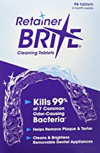 Retainer Brite 96 Tablets (3 Months Supply)