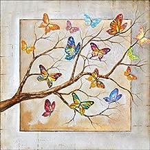 NXKang 5D DIY Nature Diamond Painting Butterfly Cross Stitch Kits Crystal Rhinestone Diamond Embroidery