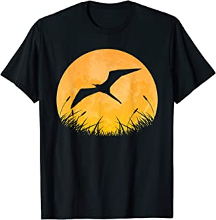 Frigatebird Easy Halloween Outfit Animal Moon Costume Gift T-Shirt