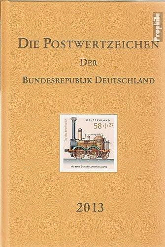 bajo precio Prophila Collection RFA (RFA.Alemania) 2013 Diario anuario el el el Alemán Correos (Sellos para los coleccionistas)  conveniente