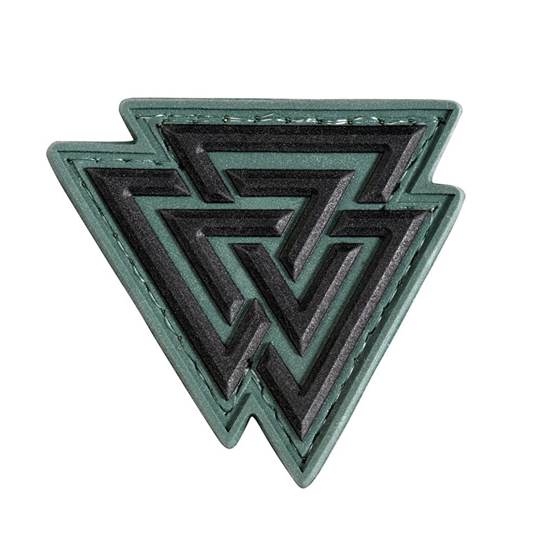 M-Tac Valknut Viking Norse Rune Morale Patches PVC Military Tactical Army Patch