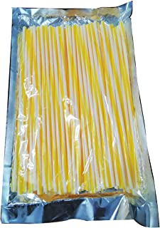 Yibid 72 PCS Dual Rotate Colors Universal Wheel Rim Spoke Skins Covers Wrap Decor Straws Coats Protector Kit for 8