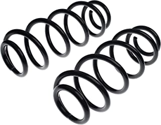 A-Premium Suspension Coil Springs Compatible with Audi A4 1997-2001 A4 Quattro 1997-2001 Volkswagen Passat 1996-2000 Front...