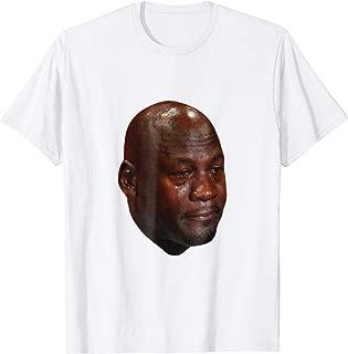 Crying Jordan MJ T Shirt