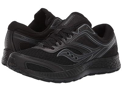 Saucony Versafoam Cohesion 12 (Black/Black) Men