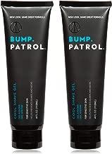 Bump Patrol Cool Shave Gel – Sensitive Clear Shaving Gel With Menthol Prevents..