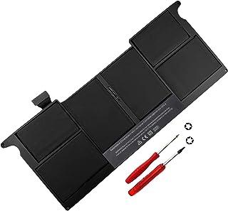 """FLYTEN NEW Laptop Battery for Apple MacBook Air 11"""" A1370 A1406 A1495 MC968CH/A MC968J/A MC968LL/A MC969LL/A MD223CH/A MD711CH/A MD711LL/A MD712LL/A MD712CH/A MC968 MC969"""