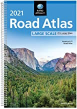 Rand McNally 2021 Large Scale Road Atlas (Rand McNally Road Atlas)