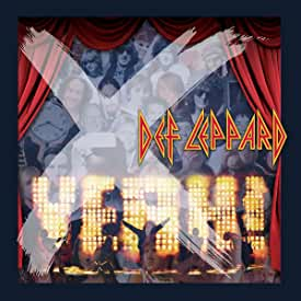 New Def Leppard - Volume Three Limited Edition Box available from Universal Music