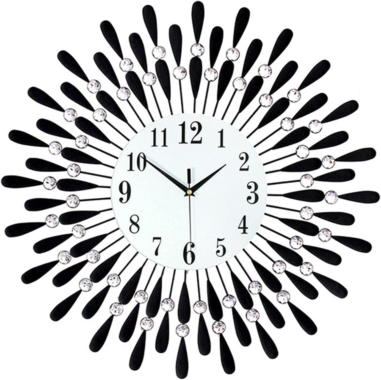 Now on sale Garden Clock 24in Superlatite Creative Wall Design Handcrafted Round