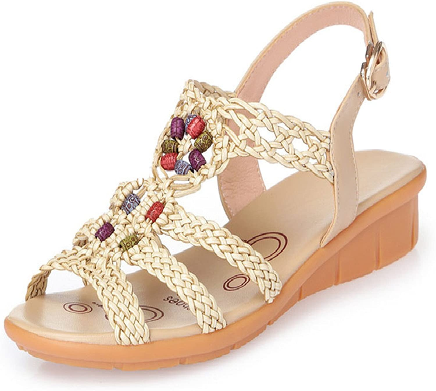New Summer Women Sandals Casual Straw Rope Sandals for Women Fashion Women Open Toe Fisherman shoes Female Flats