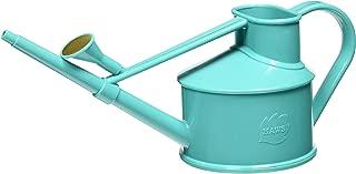 Haws Handy Indoor Plastic Watering Can, 1 US pint, Teal
