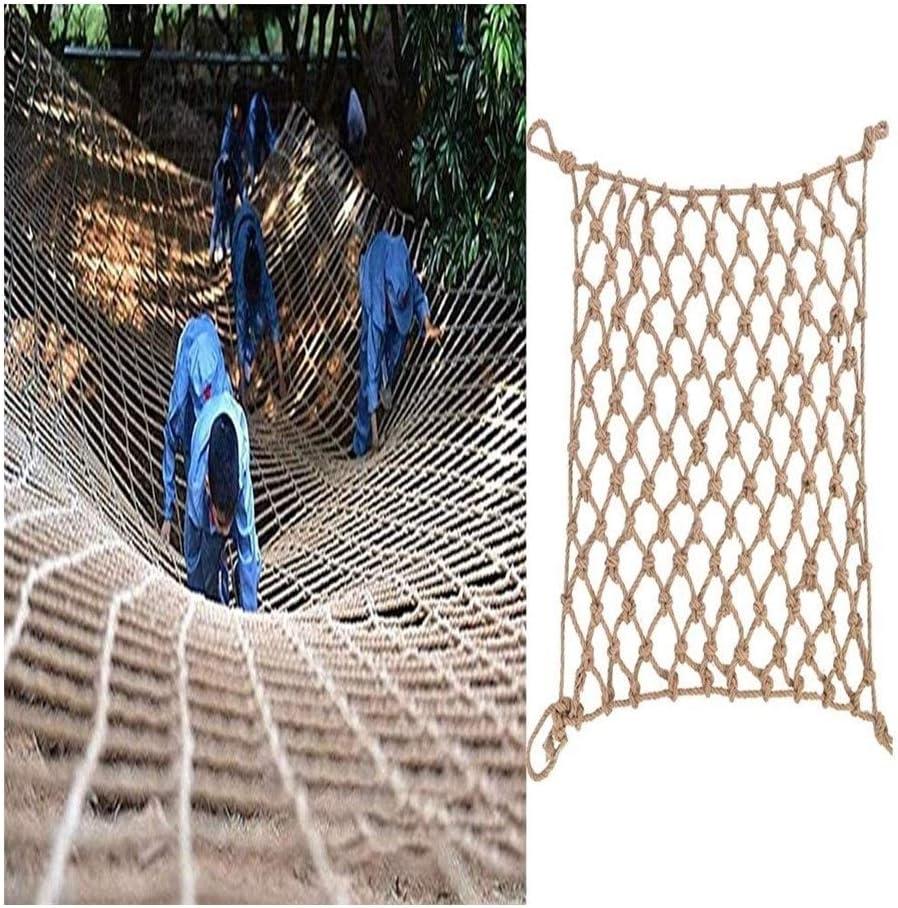 Rope Net NEW Decor Hemp Anti-Fall Staircase Ne Balcony Max 67% OFF